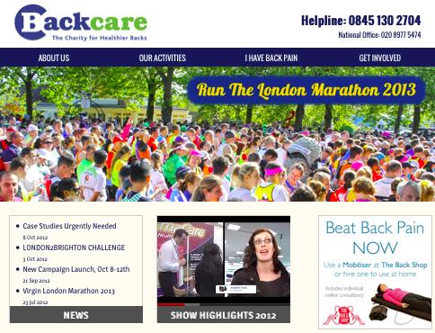 backcare.org.uk
