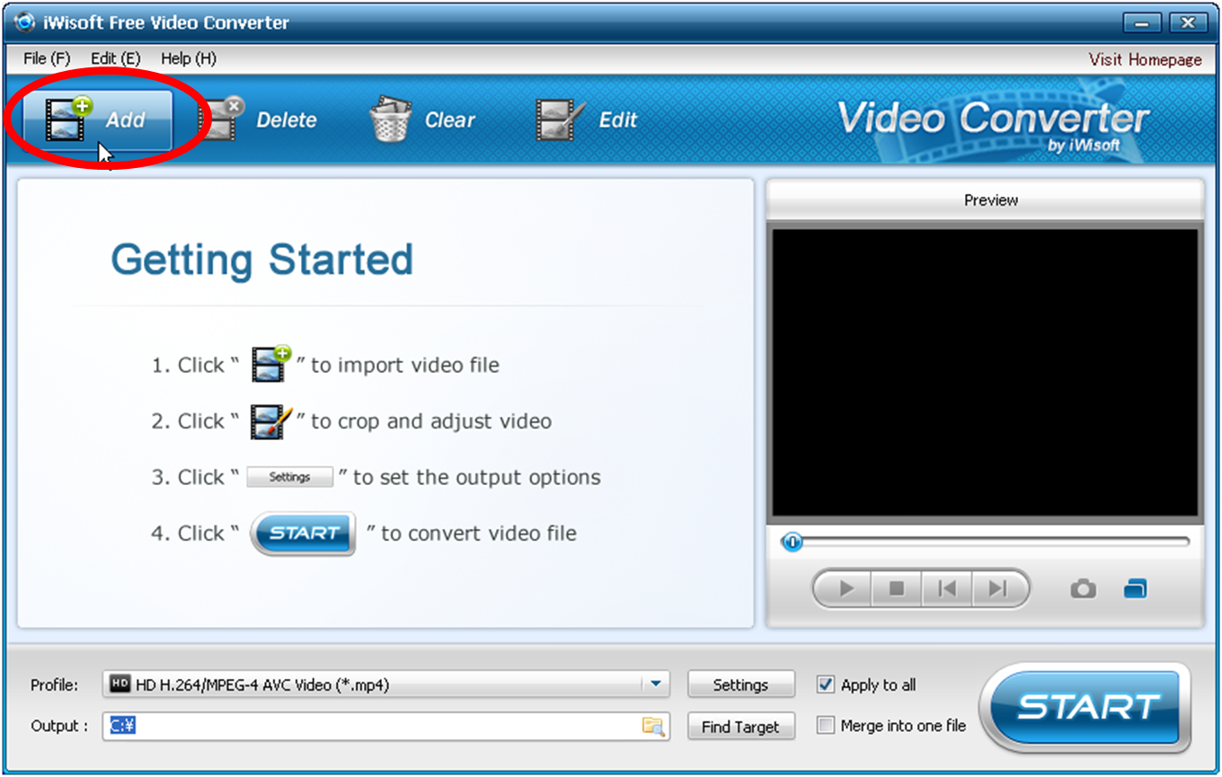 FreeVideoConverter_01