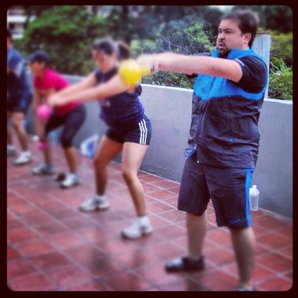 trainning